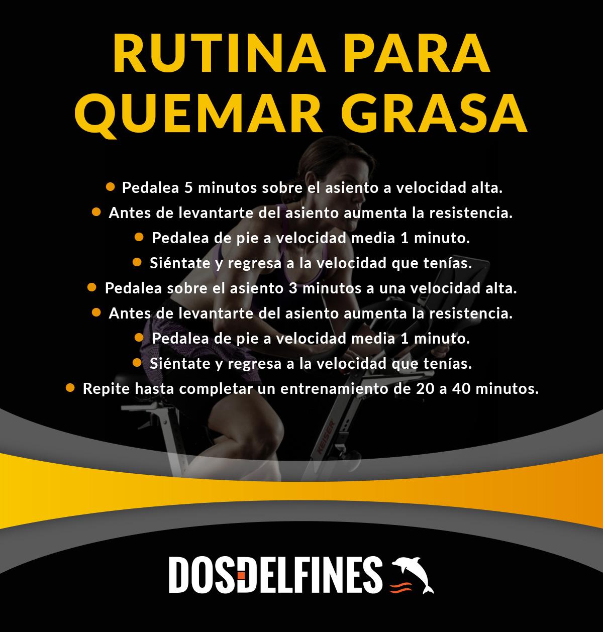 rutina quemagrasas - dosdelfines.es